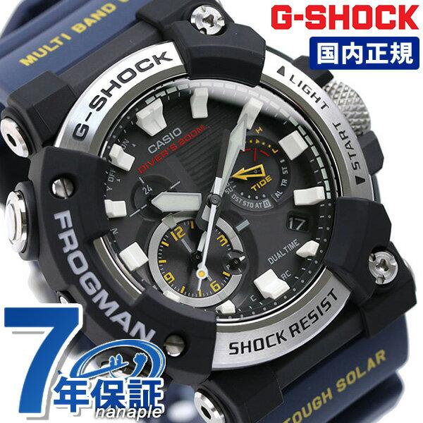 CASIO G-SHOCK frogman G-SHOCK G GWF-A1000 G Blue...