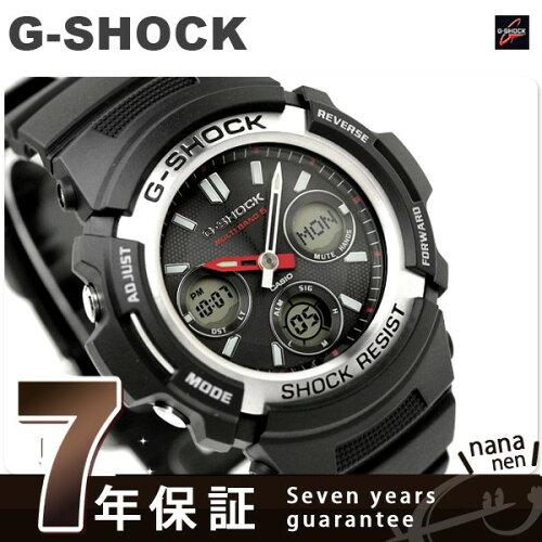 AWG-M100-1AER G-SHOCK ソーラー電波 ジーショック casio カシオ 腕時計