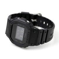 G-SHOCK ブラック CASIO DW-5600BB-1DR 腕時計 カシオ Gショック ソリッドカラーズ オールブラック 時計【あす楽対応】