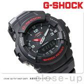 G-100-1BV CASIO G-SHOCK G-ショック スタンダードモデル アナデジ ブラック デジアナ表示