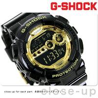 ジーショックG-SHOCKGショックBlack×GoldSeries限定モデルブラック×ゴールドGD-100GB-1DR