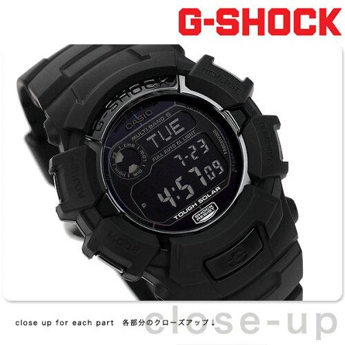 GW-2310FB-1CR G-SHOCK Gショック ジーショック g-shock gショック 電波 ソーラー オールブラック