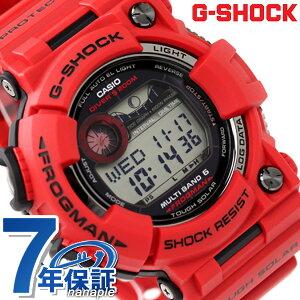 [新品][3年保証][送料無料]ジーショック G-SHOCK CASIO 腕時計 Burning Red バーニング・レッド...