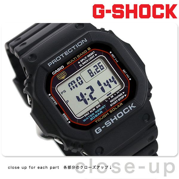 GW-M5610-1ER g-shock アウトドア 電波 ソーラー 5600シリーズ GSHOCK G-SHOCK CASIO
