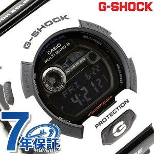 [新品][3年保証][送料無料]g-shock 電波 ソーラー Gライド ホワイト×ブラック GWX-8900B-7ER G...
