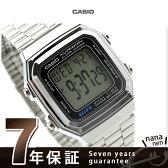 カシオ チプカシ スタンダードデジタル 腕時計 メンズ 海外モデル CASIO STANDARD DIGITAL A178WA-1ACR