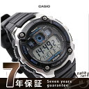 カシオ 腕時計 チープカシオ スポーツ ギア メンズ 海外モデル ブラック SPORTS GEAR CASIO AE-2000W-1AVCF チプカシ 時計