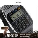 カシオ チプカシ 腕時計 メンズ 海外モデル カリキュレーター CASIO CALCULATOR CA-53W-1CR 時計