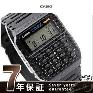 [新品][3年保証]カシオ 腕時計 メンズ 海外モデル カリキュレーター CASIO CALCULATOR CA-53W-1CR