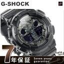 G-SHOCK CASIO GA-100CF-1ADR メンズ 腕時計 カシオ Gショック カモフラージュダイアルシリーズ ブラック 時計