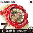 G-SHOCK CASIO GA-110CS-4ADR メンズ 腕時計 カシオ Gショック クレイジーカラーズ レッド×ゴールド