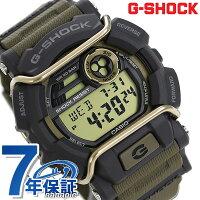 GD-400-9DRG-SHOCKプロテクターメンズ腕時計カシオGショックオリーブ