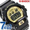 G-SHOCK CASIO GD-X6900FB-1DR メンズ 腕時計 カシオ Gショック ブラック × ゴールド 時計