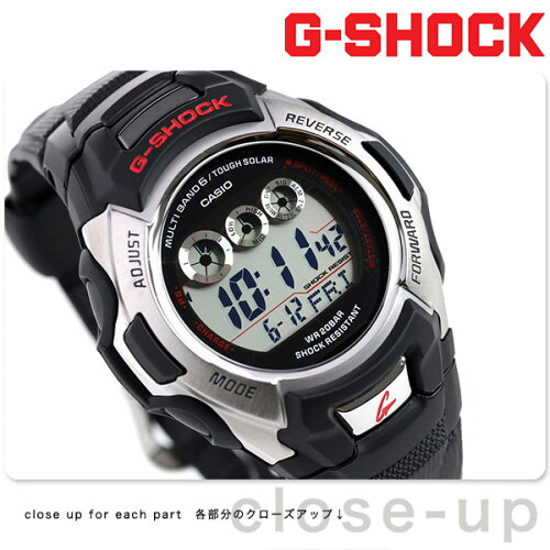 G-SHOCK 電波 ソーラー CASIO GW-M500A-1CR メンズ 腕時計 カシオ Gショック 海外モデル
