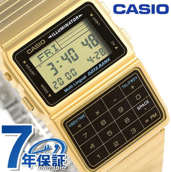 CASIO Gold watch DBC-611G-1DF CASIO