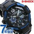 GA-1100-2BDR G-SHOCK スカイコックピット メンズ カシオ Gショック 腕時計 クオーツ オールブラック×ブルー