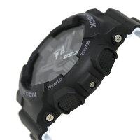 G-SHOCKパンチングパターンシリーズクオーツメンズGA-110LP-1ADRカシオGショック腕時計