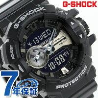 G-SHOCKクオーツメンズ腕時計GA-400GB-1AJFCASIOGショックブラック