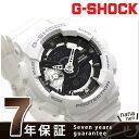 G-SHOCK CASIO GMA-S110CW-7A1DR Sシリーズ メンズ 腕時計 カシオ Gショック ブラック×ホワイト