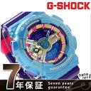 GMA-S110HC-6ADR G-SHOCK S シリーズ クオーツ メンズ 腕時計 カシオ Gショック マルチカラー×パープル【あす楽対応】
