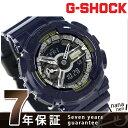 G-SHOCK CASIO GMA-S110MC-2ADR Sシリーズ メンズ 腕時計 カシオ Gショック ブラック×ネイビー