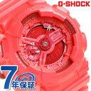 G-SHOCK CASIO GMA-S110VC-4ADR Sシリーズ メンズ 腕時計 カシオ Gショック レッドピンク