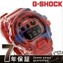 GMD-S6900F-4DR G-SHOCK S シリーズ クオーツ メンズ 腕時計 カシオ Gショック ブラック×レッド【あす楽対応】