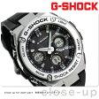 G-SHOCK ソーラー CASIO GST-S110-1ADR Gスチール メンズ 腕時計 カシオ Gショック ブラック