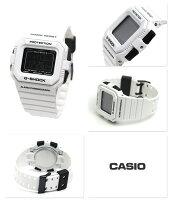 G-SHOCKホワイト&ブラックシリーズ電波ソーラーGW-5510BW-7JFCASIO腕時計ブラック×ホワイト