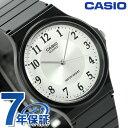 カシオ 腕時計 チープカシオ 海外モデル ラウンド MQ-24-7B3...