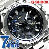 G-SHOCKGPSハイブリッド電波ソーラーメンズ腕時計MTG-G1000D-1A2ERカシオGショックブラック
