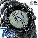 カシオ プロトレック スリムライン 電波ソーラー メンズ PRW-3100FC-1DR CASIO PRO TREK 腕時計