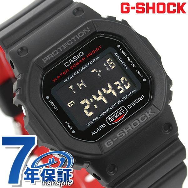 腕時計, メンズ腕時計 G-SHOCK CASIO DW-5600HR-1DR G