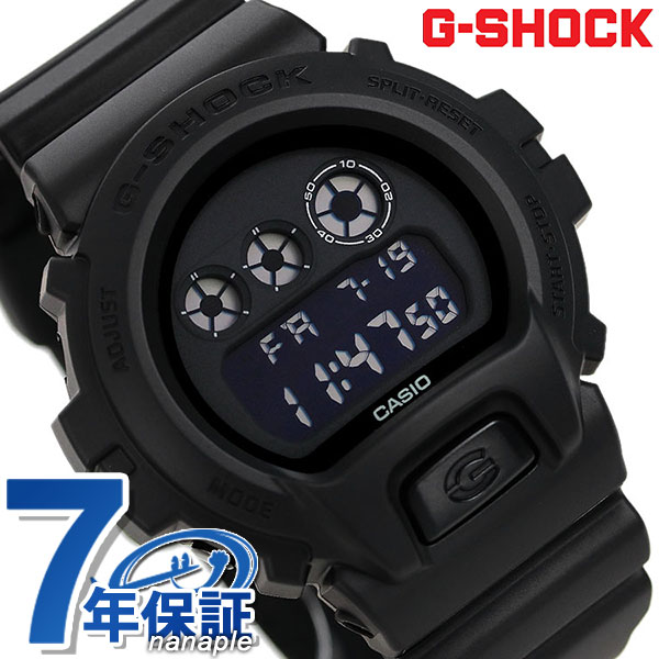 腕時計, メンズ腕時計 G-SHOCK CASIO DW-6900BB-1DR G