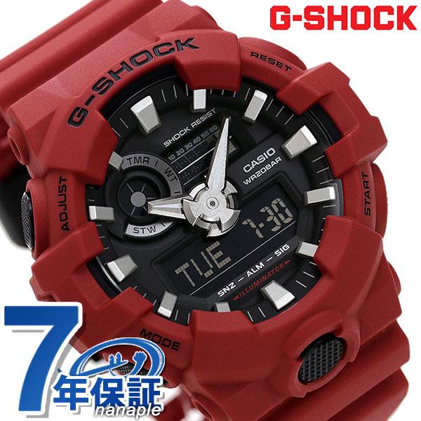 腕時計, メンズ腕時計 105431.5 G-SHOCK CASIO GA-700-4ADR G