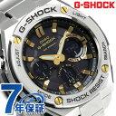G-SHOCK Gスチール メンズ 腕時計 GST-S110D-1A9DR カシオ Gショック ブラック【あす楽対応】