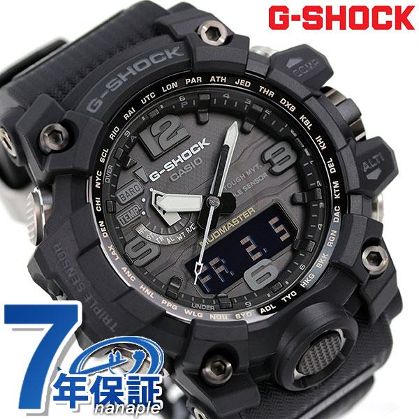 腕時計, メンズ腕時計 301027 G-SHOCK G GWG-1000-1A1ER G