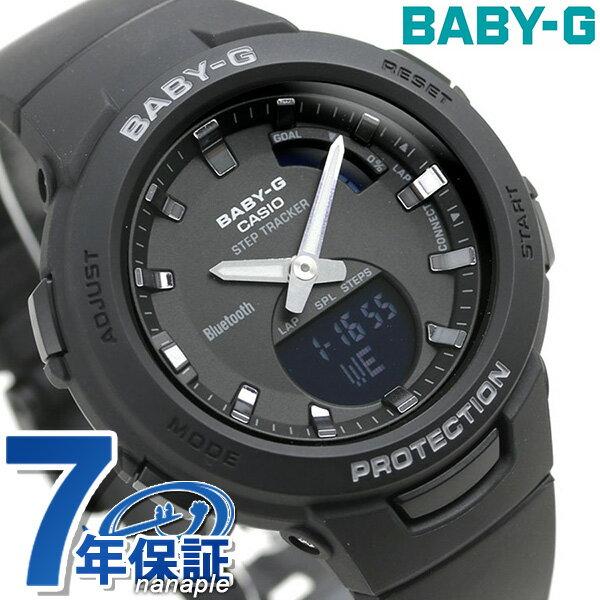 腕時計, レディース腕時計 Baby-G BSA-B100 Bluetooth BSA-B100-1ADR G