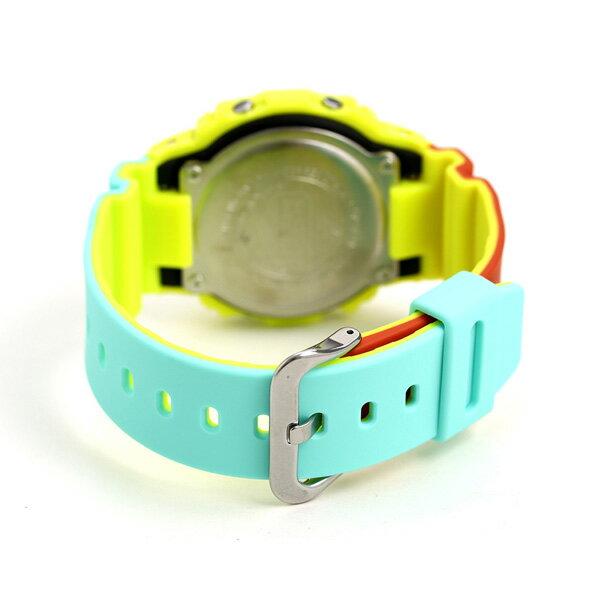G-SHOCK ブリージー ラスタカラー クオーツ メンズ 腕時計 DW-5600CMA-9DR カシオ Gショック【あす楽対応】