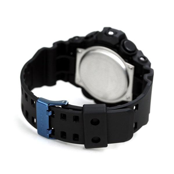 G-SHOCK アナデジ GA-710 ワールドタイム メンズ 腕時計 GA-710B-1A2DR カシオ Gショック ブラック【あす楽対応】