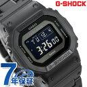 G-SHOCK ブラック 電波ソーラー GW-B5600 デジタル Bluetooth 腕時計 GW-B5600BC-1BER Gショック オールブラック 時計【あす楽対応】・・・