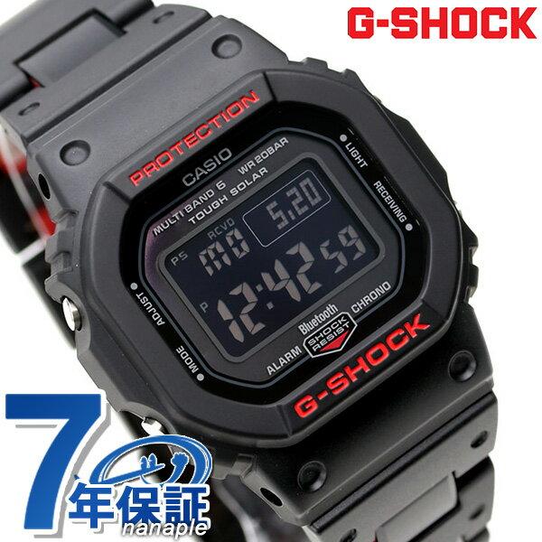 腕時計, メンズ腕時計 G-SHOCK G Bluetooth GW-B5600 GW-B5600HR-1DR CASIO