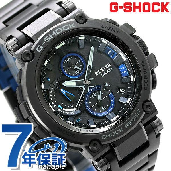 腕時計, メンズ腕時計 151851 G-SHOCK Bluetooth MTG-B1000BD-1AER G