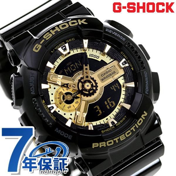 CASIO G-SHOCK gold G-SHOCK CASIO GA-110GB-1ADR G
