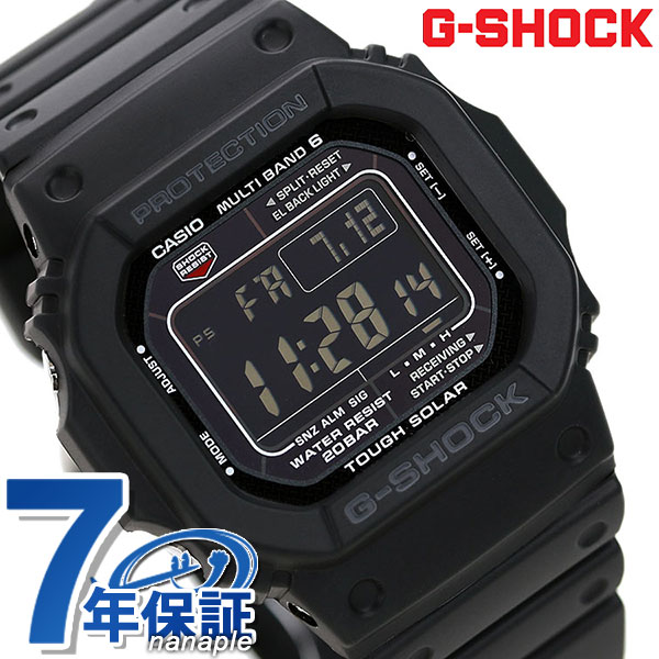 腕時計, メンズ腕時計 305421 G-SHOCK 5600 GW-M5610-1BER G