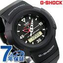 G-SHOCK Gショック デュアルタイム メンズ 腕時計 AW-500E-1EDR CASIO カシオ ブラック【あす楽対応】