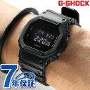 【15日は全品5倍でポイント最大22倍】 G-SHOCK ブラック CASIO DW-5600BB-1DR 腕時計 カシオ Gショック ソリッドカラーズ オールブラック 時計【あす楽対応】・・・