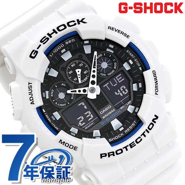 腕時計, メンズ腕時計 G-SHOCK CASIO GA-100B-7ADR G