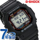 G-SHOCK CASIO 電波 ソーラー GW-M5610-1ER 5600シリーズ 腕時計 カシオ Gショック アウトドア ブラック 時計【あす楽対応】・・・