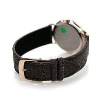 シチズンエルエコドライブアンビリュナダイヤモンドチタンレディース腕時計EG7078-12XCITIZENL革ベルト【あす楽対応】